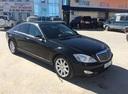 Подержанный Mercedes-Benz S-Класс, черный металлик, цена 1 300 000 руб. в ао. Ханты-Мансийском Автономном округе - Югре, хорошее состояние