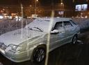 Подержанный ВАЗ (Lada) 2114, серебряный , цена 90 000 руб. в Челябинской области, отличное состояние