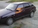 Подержанный ВАЗ (Lada) 2109, бордовый , цена 50 000 руб. в Челябинской области, хорошее состояние