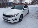 Авто Kia Optima, , 2015 года выпуска, цена 1 150 000 руб., Челябинск