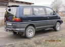 Подержанный Mitsubishi Delica, мокрый асфальт металлик, цена 450 000 руб. в Челябинской области, отличное состояние
