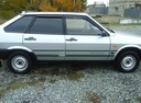 Подержанный ВАЗ (Lada) 2109, серебряный металлик, цена 95 000 руб. в Челябинской области, хорошее состояние