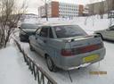 Подержанный ВАЗ (Lada) 2110, серый металлик, цена 70 000 руб. в Челябинской области, среднее состояние