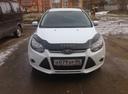 Подержанный Ford Focus, белый , цена 480 000 руб. в ао. Ханты-Мансийском Автономном округе - Югре, хорошее состояние