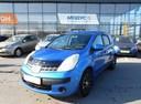 Подержанный Nissan Note, синий, 2006 года выпуска, цена 310 000 руб. в Ростове-на-Дону, автосалон