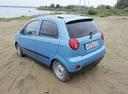 Подержанный Chevrolet Spark, голубой металлик, цена 245 000 руб. в Челябинской области, хорошее состояние