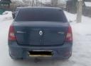 Подержанный Renault Logan, синий , цена 260 000 руб. в Челябинской области, хорошее состояние