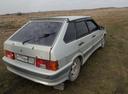 Подержанный ВАЗ (Lada) 2114, серебряный , цена 80 000 руб. в Челябинской области, среднее состояние