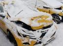 Подержанный Ford Focus, желтый, 2013 года выпуска, цена 225 000 руб. в Москве, автосалон