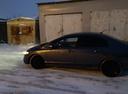 Подержанный Honda Civic, серый , цена 380 000 руб. в ао. Ханты-Мансийском Автономном округе - Югре, хорошее состояние