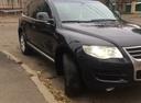 Подержанный Volkswagen Touareg, черный , цена 700 000 руб. в республике Татарстане, отличное состояние