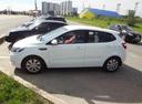 Подержанный Kia Rio, белый , цена 610 000 руб. в ао. Ханты-Мансийском Автономном округе - Югре, отличное состояние