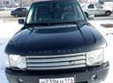 Подержанный Land Rover Range Rover Evoque, черный , цена 545 000 руб. в Челябинской области, хорошее состояние
