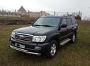 Подержанный Toyota Land Cruiser, черный , цена 1 330 000 руб. в Челябинской области, отличное состояние