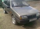 Подержанный ВАЗ (Lada) 2109, золотой , цена 90 000 руб. в Смоленской области, среднее состояние