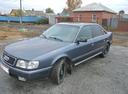 Подержанный Audi 100, синий , цена 142 000 руб. в Челябинской области, хорошее состояние