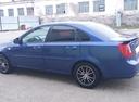 Подержанный Chevrolet Lacetti, синий металлик, цена 330 000 руб. в республике Татарстане, отличное состояние