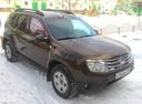 Подержанный Renault Duster, коричневый металлик, цена 650 000 руб. в ао. Ханты-Мансийском Автономном округе - Югре, хорошее состояние
