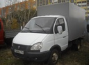 Подержанный ГАЗ Газель, белый , цена 350 000 руб. в Челябинской области, хорошее состояние