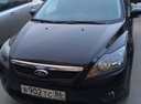 Подержанный Ford Focus, черный , цена 350 000 руб. в ао. Ханты-Мансийском Автономном округе - Югре, среднее состояние