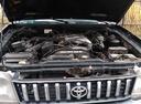 Подержанный Toyota Land Cruiser, зеленый , цена 400 000 руб. в ао. Ханты-Мансийском Автономном округе - Югре, хорошее состояние