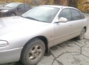 Подержанный Mazda 626, серебряный металлик, цена 135 000 руб. в Челябинской области, хорошее состояние