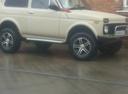 Подержанный ВАЗ (Lada) 4x4, бежевый металлик, цена 90 000 руб. в Челябинской области, хорошее состояние