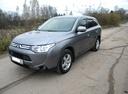 Подержанный Mitsubishi Outlander, серый , цена 1 070 000 руб. в Смоленской области, отличное состояние