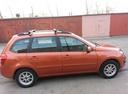 Подержанный ВАЗ (Lada) Kalina, оранжевый металлик, цена 360 000 руб. в Челябинской области, отличное состояние