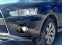 Подержанный Mitsubishi Outlander, черный , цена 900 000 руб. в ао. Ханты-Мансийском Автономном округе - Югре, отличное состояние