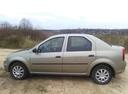 Подержанный Renault Logan, бежевый , цена 300 000 руб. в Смоленской области, отличное состояние