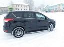 Подержанный Ford Kuga, черный перламутр, цена 1 200 000 руб. в Челябинской области, отличное состояние