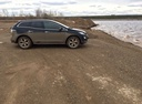Подержанный Mazda CX-7, черный металлик, цена 780 000 руб. в республике Татарстане, отличное состояние
