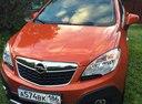 Подержанный Opel Mokka, оранжевый металлик, цена 850 000 руб. в ао. Ханты-Мансийском Автономном округе - Югре, отличное состояние