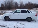 Подержанный ВАЗ (Lada) Priora, белый металлик, цена 250 000 руб. в ао. Ханты-Мансийском Автономном округе - Югре, отличное состояние