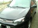 Подержанный ВАЗ (Lada) Kalina, черный металлик, цена 320 000 руб. в республике Татарстане, отличное состояние