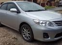 Подержанный Toyota Corolla, серебряный , цена 590 000 руб. в республике Татарстане, хорошее состояние