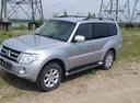 Подержанный Mitsubishi Pajero, серебряный металлик, цена 1 350 000 руб. в ао. Ханты-Мансийском Автономном округе - Югре, хорошее состояние