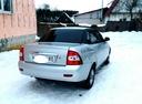 Авто ВАЗ (Lada) Priora, , 2008 года выпуска, цена 138 000 руб., Смоленск