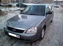 Подержанный ВАЗ (Lada) Priora, серый , цена 227 000 руб. в республике Татарстане, отличное состояние