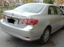 Подержанный Toyota Corolla, серебряный металлик, цена 750 000 руб. в ао. Ханты-Мансийском Автономном округе - Югре, отличное состояние