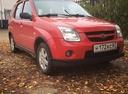 Подержанный Suzuki Ignis, красный , цена 260 000 руб. в Смоленской области, отличное состояние