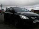 Подержанный Kia Cee'd, черный металлик, цена 387 000 руб. в республике Татарстане, хорошее состояние