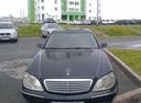 Подержанный Mercedes-Benz S-Класс, черный , цена 250 000 руб. в ао. Ханты-Мансийском Автономном округе - Югре, хорошее состояние