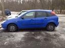 Подержанный Ford Focus, синий , цена 170 000 руб. в Смоленской области, хорошее состояние