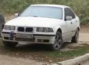 Подержанный BMW 3 серия, белый , цена 45 000 руб. в республике Татарстане, плохое состояние