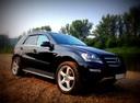 Авто Mercedes-Benz M-Класс, , 2011 года выпуска, цена 2 000 000 руб., Лангепас