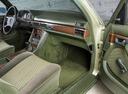 Подержанный Mercedes-Benz S-Класс, зеленый, 1983 года выпуска, цена 990 000 руб. в Екатеринбурге, автосалон Stuttgart