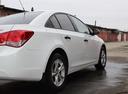 Подержанный Chevrolet Cruze, белый , цена 480 000 руб. в Челябинской области, отличное состояние