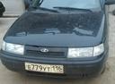 Подержанный ВАЗ (Lada) 2112, черный , цена 175 000 руб. в республике Татарстане, отличное состояние